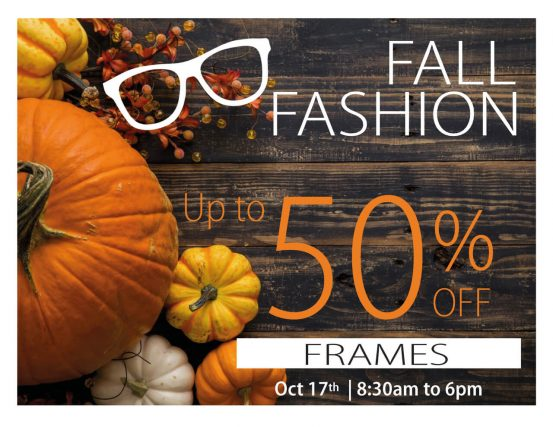 fall frame sale screensaver oct 2019
