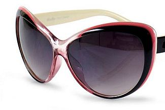 cat eye sunglasses cropped