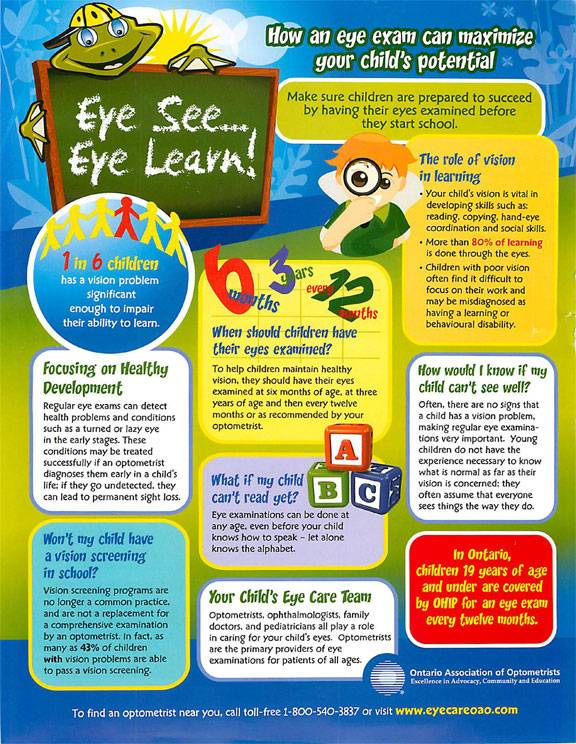 Eye See Poster web