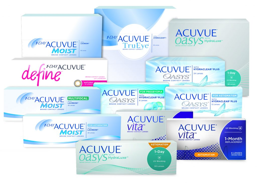 NEW Acuvue Group ALT