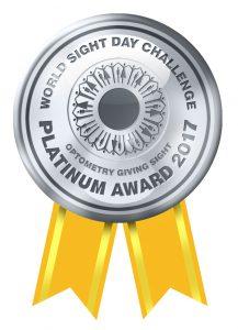 WSDC 2017 Medallions Platinum