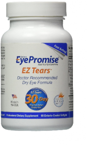 EyePromise EZ Tears Nutritional Supplements