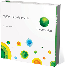 myday - coopervision - Eye Care - Oak Brook, IL
