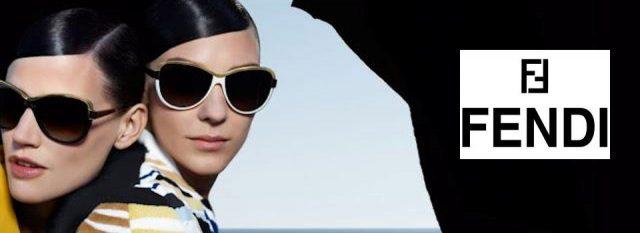 Eye doctor, women wearing Fendi sunglasses in Oak Brook, IL