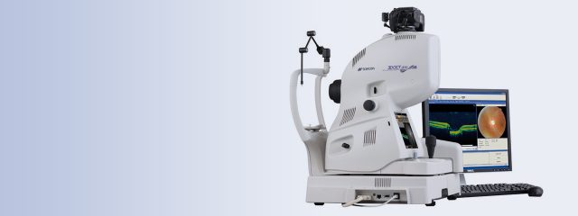 Eye doctor, optomap retinal scanner in Oak Brook, IL