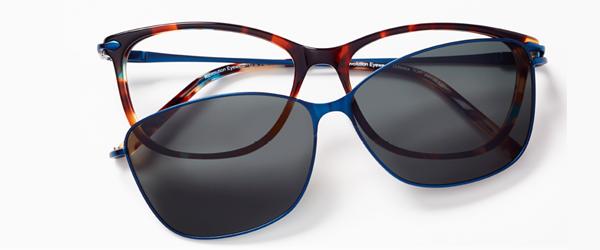 Optometrist, pairs of Revolution eyewear in Oak Brook, IL