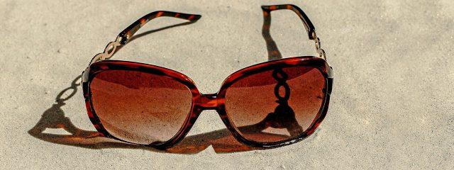 Eye doctor, boy wearing Nano Sunglasses in Oak Brook, IL