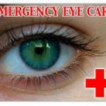eye emergency care 300×225