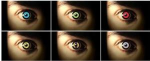 phantom lens image