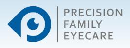 Precision Family Eyecare Logo
