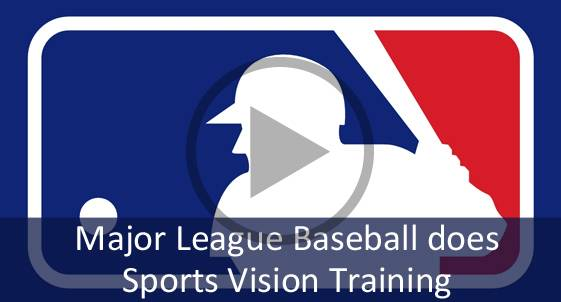 MLB Sports Vision Training Video