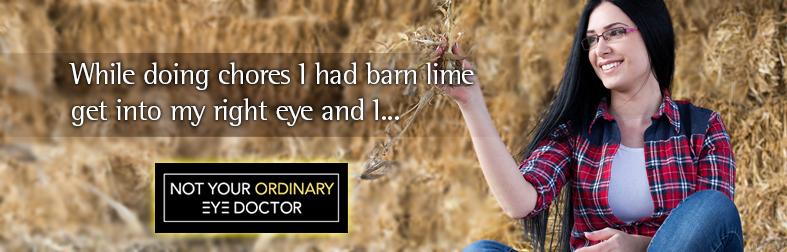 NYOD Barn Lady ChildImages