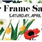 Designer Frame Sales Event