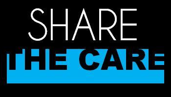 Share the Care Logo