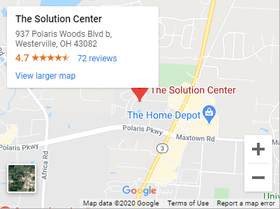 google map solution center