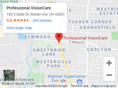 google map westerville