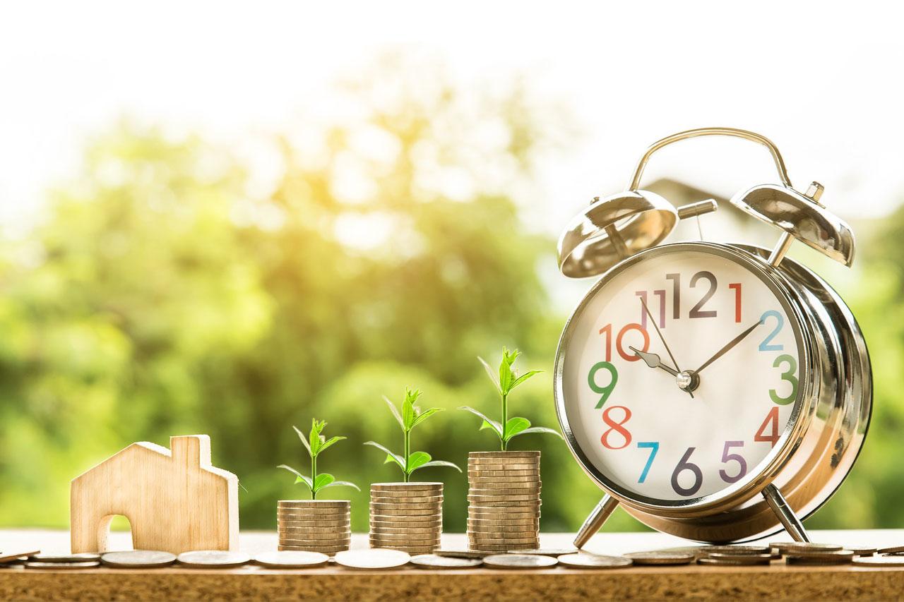 Alarm Clock Money 1280×853