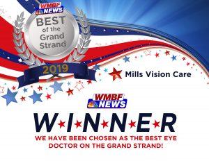 MILLS VISION CARE EYE DOCTOR