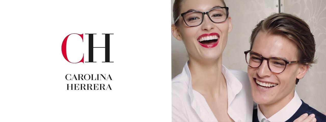 Carolina Herrera Eyeglasses in various colors