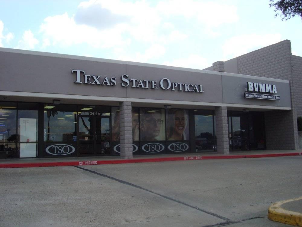 tso college station storefront