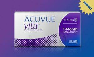 New Arrival - Acuvue Vita monthly