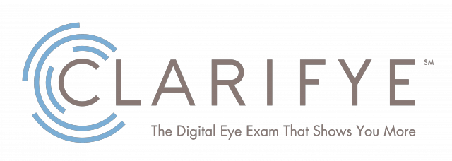 Clarifye Digital Eye Exam logo