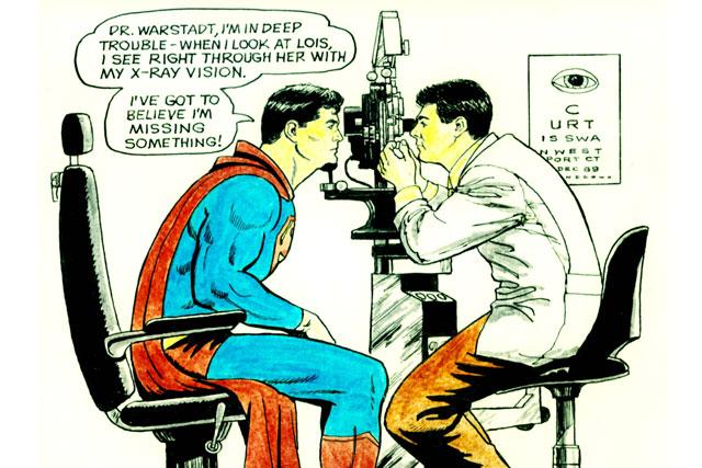 Dr. Warstadt, Optometrist in Atlanta, Georgia