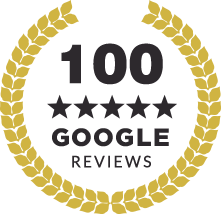 100 Reviews Black