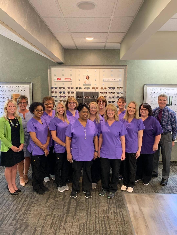 Our optometrists and eye care staff in Hemlock & Saginaw, MI