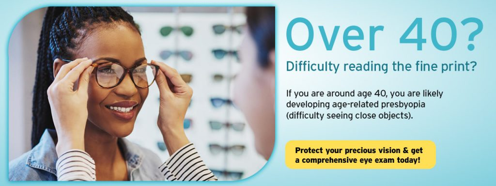 Presbyopia Over40 Slideshow