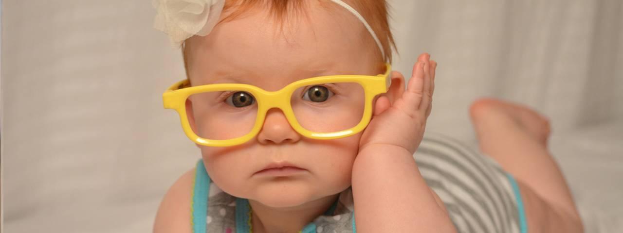 Exams for Infants Infantsee
