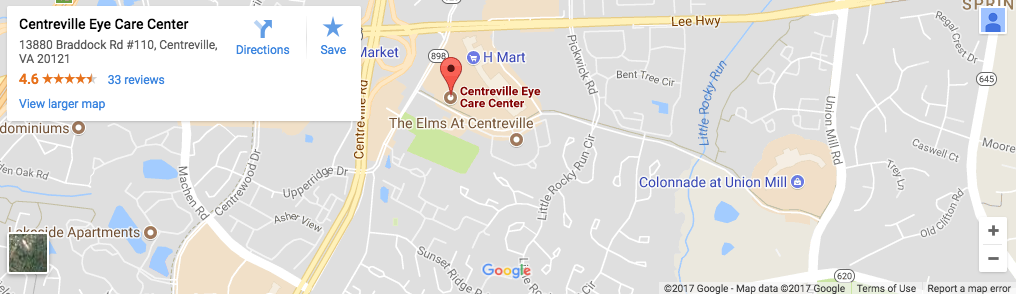 Centreville Eye Care Center