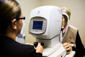 Eye Doctor Using Eye Care Technology in Picayune and Pearl River