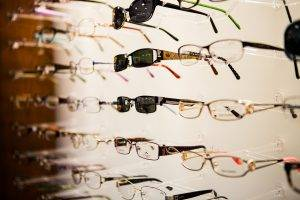Sunglasses and Eyeglass Frames in Our Pearl River Optical