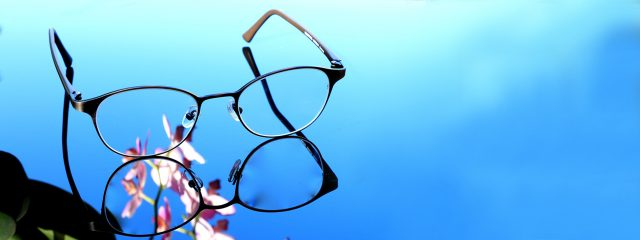 Eye doctor, pair of eyeglasses in Irvine & Laguna Beach, CA