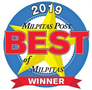 2019 Best Of Milpitas award - Eye Doctor in Milpitas, CA