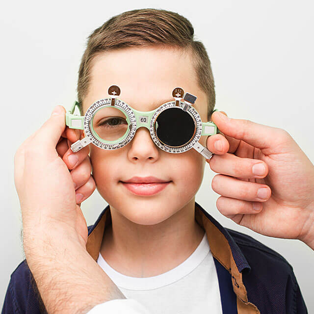 Pediatric & Adult Eye Exams