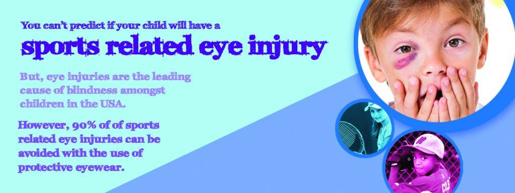 Sport Related eye injuries in Calgary