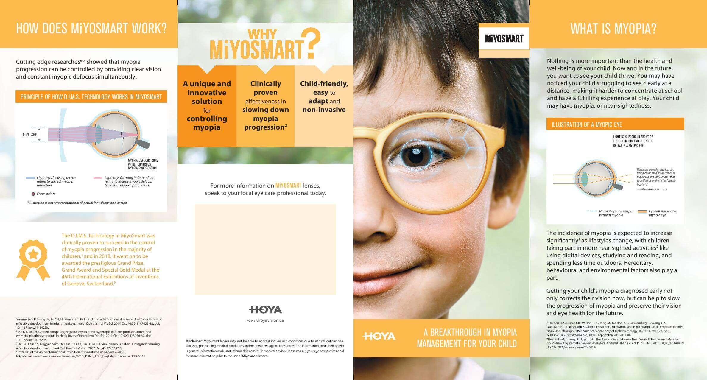 Hoya MiyoSmart Patient Brochure ENG Email page 001