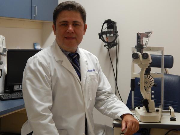 Dr. Efrain Mascareño - Oculist in Chula Vista, CA