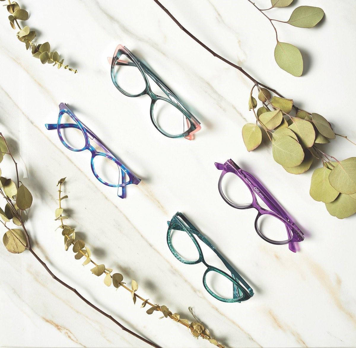 OGI designer frames