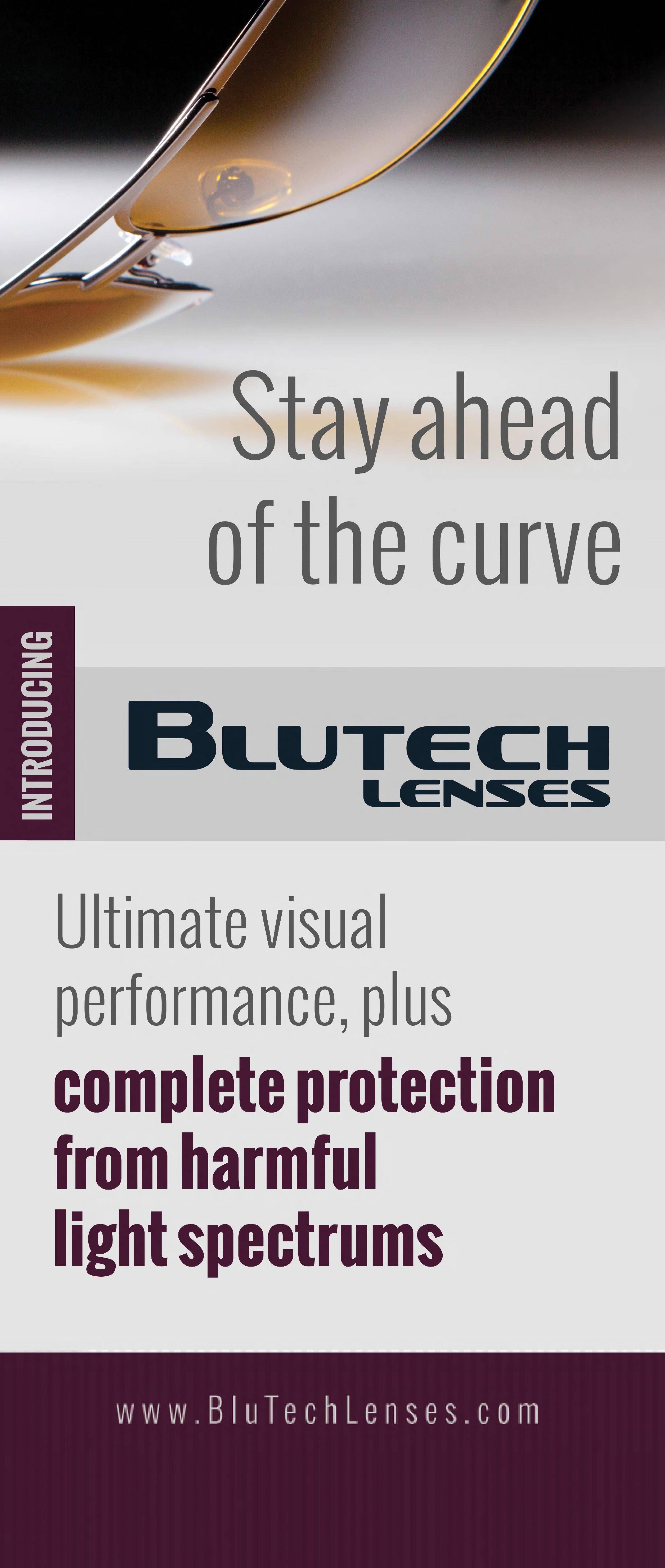 bluetech lenses for computer protection