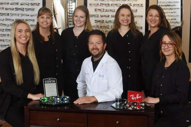 Hillsboro, MO office group photo - Eye Exam, Eye Doctor