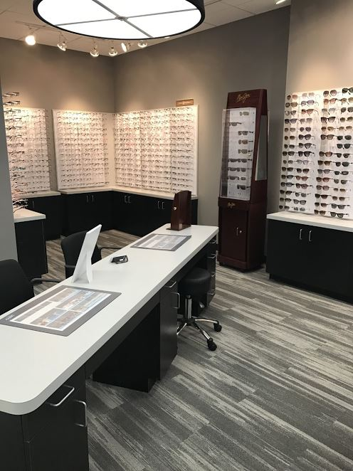Eye doctor in midrivers