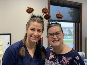 Sporting Halloween headbands, eyedoctor, OFallon MO, optometry