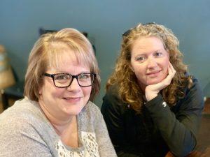 smiling women, wentzville eyedoctor, optometry, eyecare staff