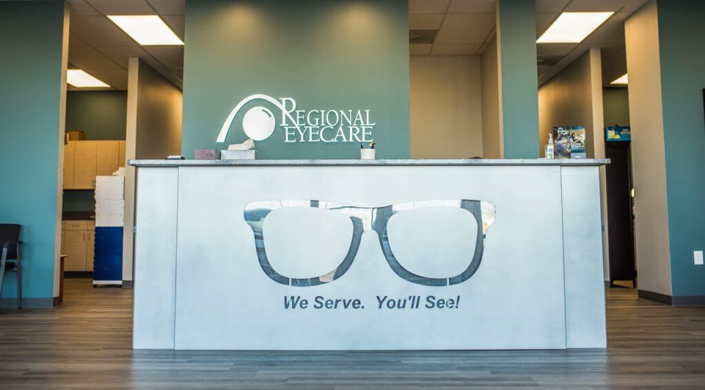 Inside our Eye Clinic