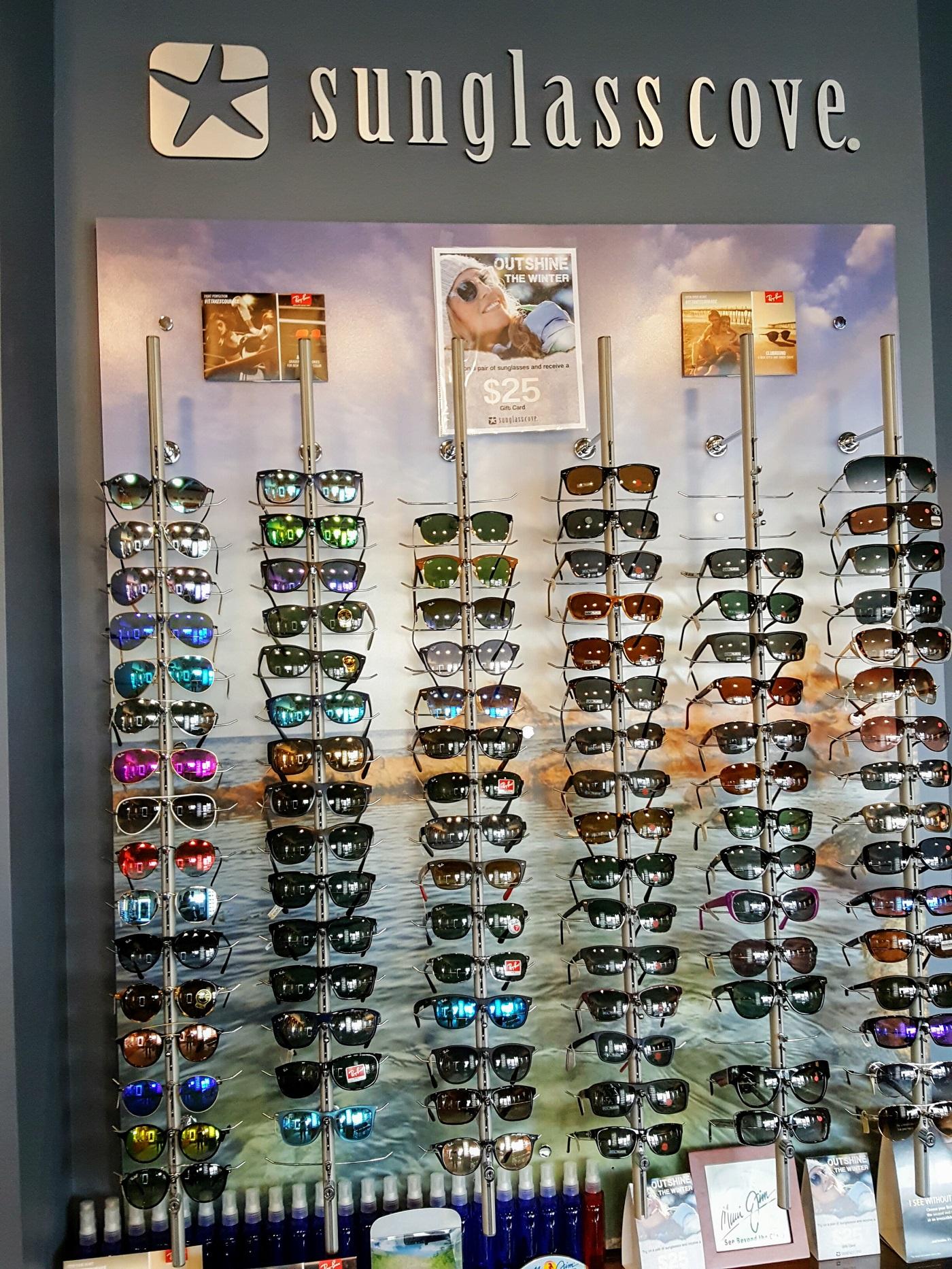 sunglasses cove
