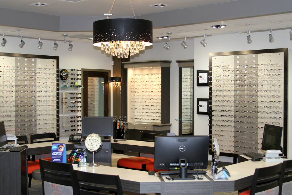 Designer Eyeglasses and Contact Lenses in La Porte, TX