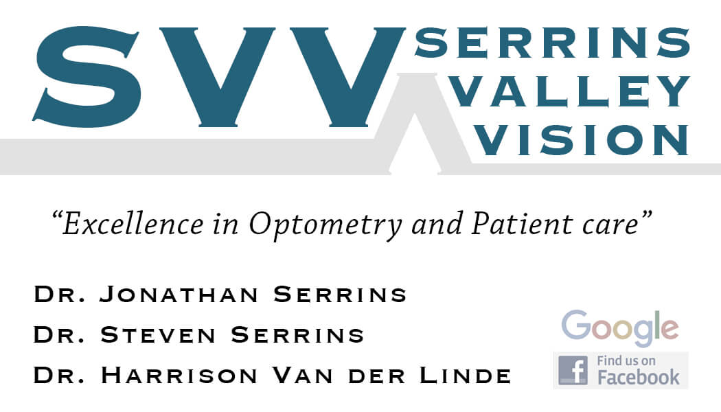 SVV front business card
